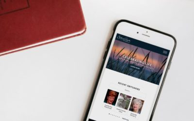 Out with the Old — August's New Frazer Funeral Home Websites