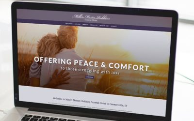 Out with the Old — September's New Frazer Funeral Home Websites