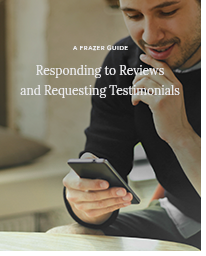 A Frazer Guide - Responding to Reviews and Requesting Testimonials