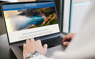 Out with the Old — October and November's New Frazer Funeral Home Websites