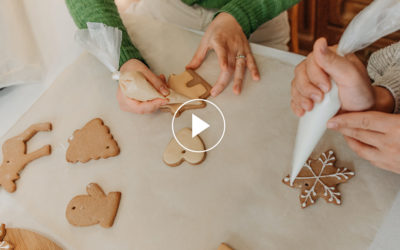 Happy Holidays — See Our Team's Favorite Holiday Treats! [Video]